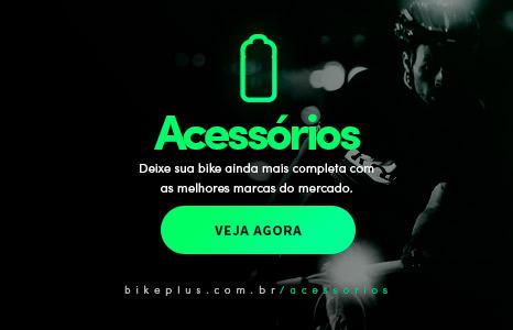 Acessórios para sua bike